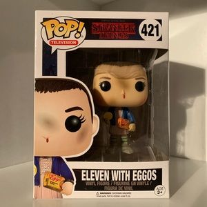 Other - Stranger Things Eleven Funko Pop